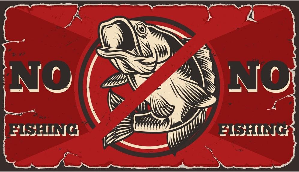 забрана за риболова на речната (балканска) пъстърва